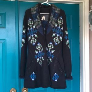 Beautiful sweater by We The Free size Small
